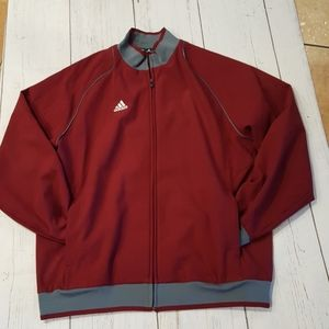 Adidas mens size large jacket